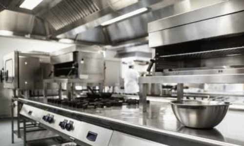 Commercial Kitchen Extraction Hood Cleaning